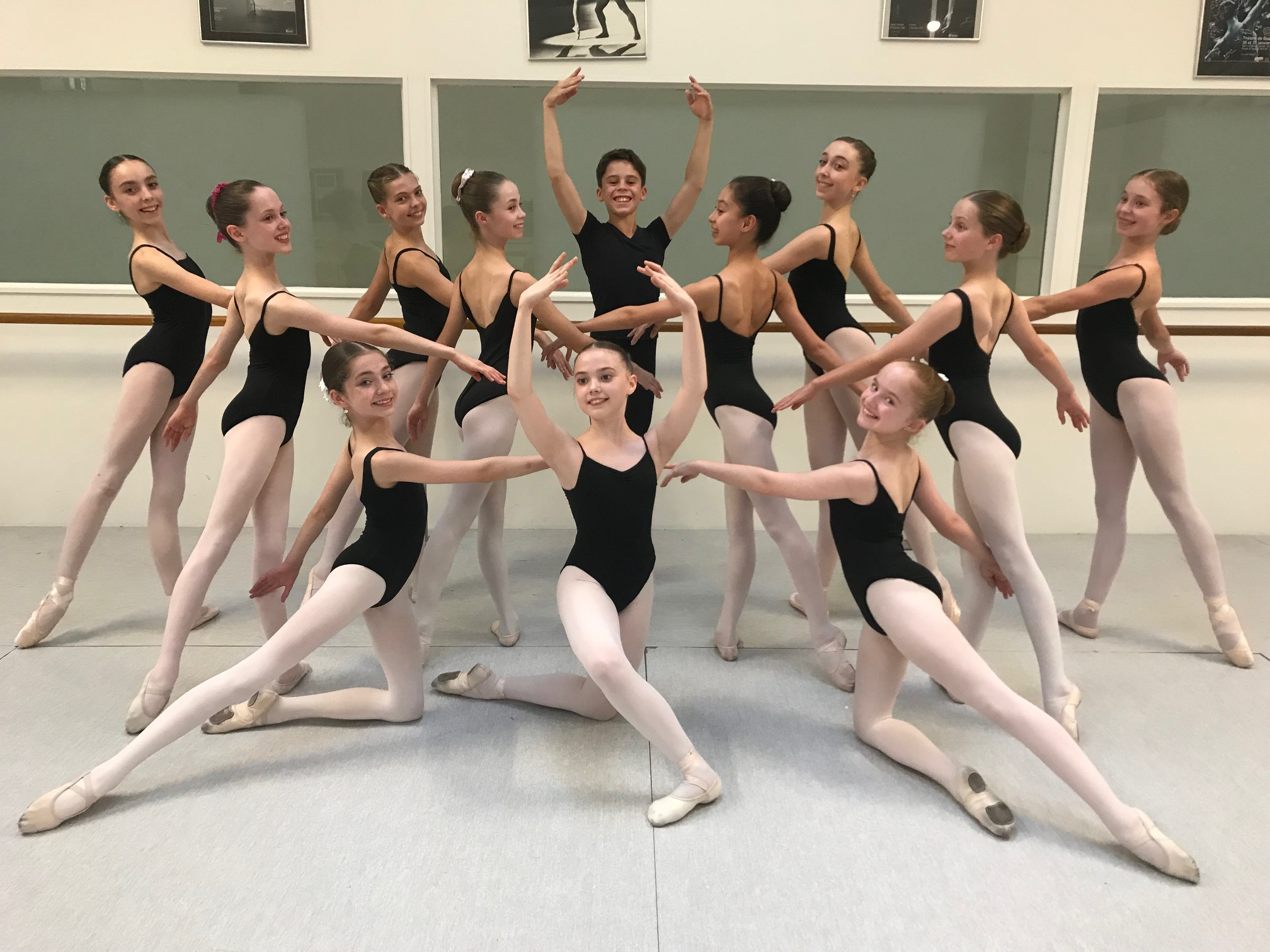 Academy success at the Royal Academy of Dance  2019 Isobel Anderson & Halliday Awards