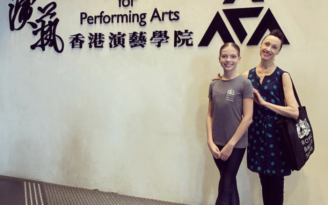 Royal Ballet School Spring School