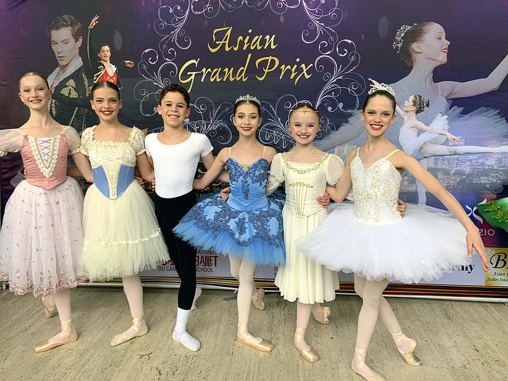 TPA students shine bright at 2019 Asian Grand Prix preliminaries.