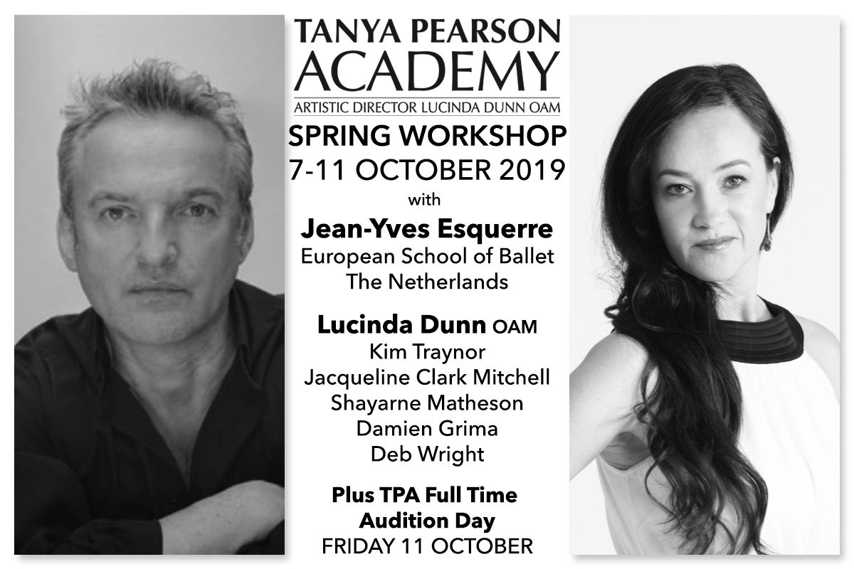 OCTOBER WORKSHOP 2019