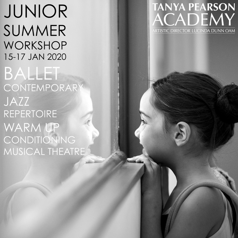 JUNIOR SUMMER WORKSHOP 2020
