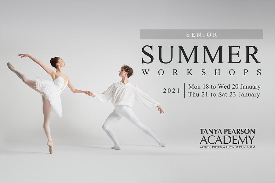 SENIOR SUMMER WORKSHOP 2021