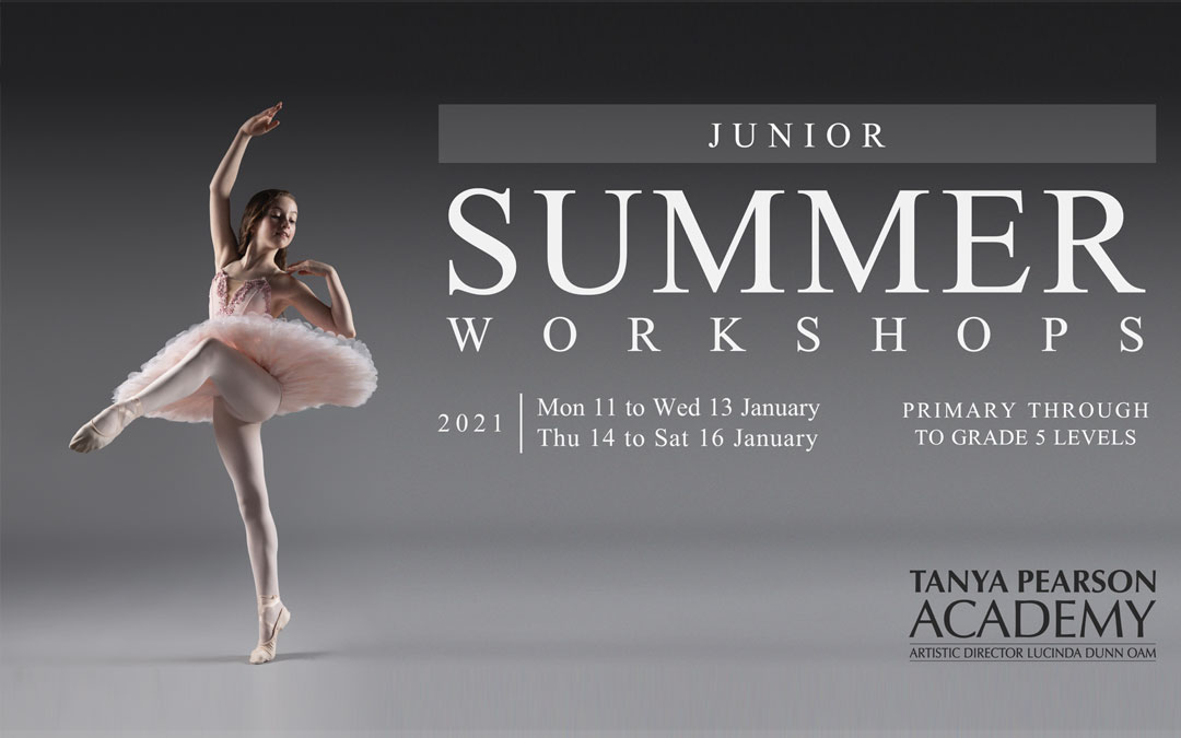 JUNIOR SUMMER WORKSHOP 2021