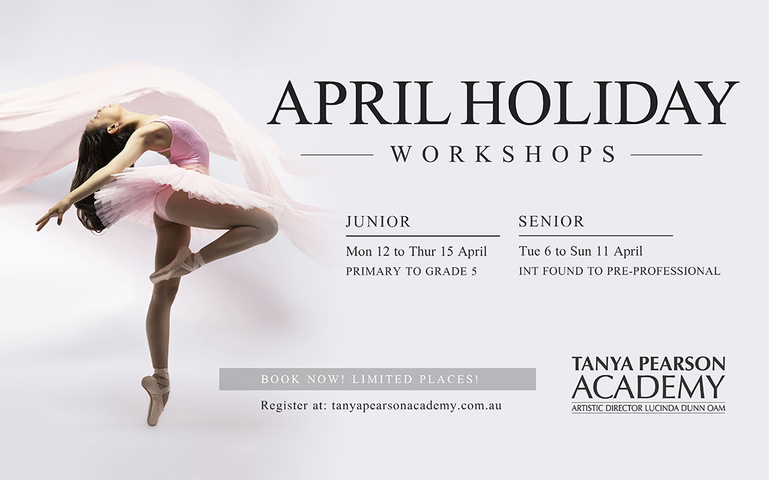 APRIL HOLIDAY WORKSHOPS 2021